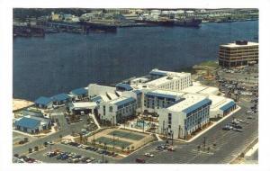 Marina Hotel at St. Johns Place, Jacksonville, Florida, 40-60s