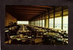 NY Boardwalk Restaurant Jones Beach State Park Wantagh New York Postcard