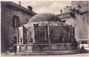 RP; DUBROVNIK ( RAGUSA) , Croatia , 1910s ; Onofricava Cesmo