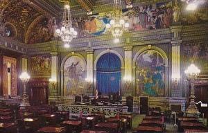 Chamber Ofthe Pennsylvania Senate State Capitol Harrisburg Pennylvania