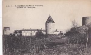 ST-ANDRE-de-CUBZAC (Gironde), France , 00-10s ; Moulins de Montalon