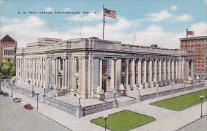 U S Post Office Indianapolis Indiana 1949