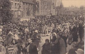 BRUGES, Belgium, 00-10s : Procession du St. Sang : La Presentation au Temple