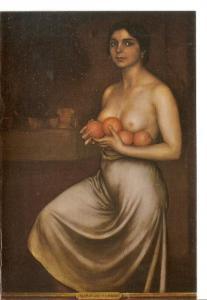 Postal 043349 : Cordoba. Museo Romero de Torres. Naranjas y Limones