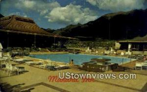 Makaha Inn Oahu HI 1973