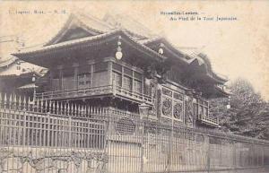 Au Pied De La Tour Japonaise, Bruxelles-Laeken, Belgium, 1900-1910s