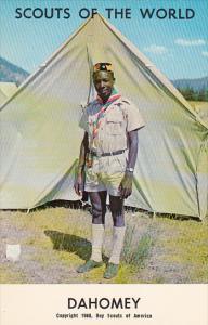 Dahomey Boy Scout Jubilee 1968 Boy Scout Uniform