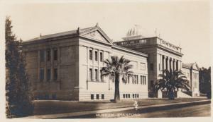 RP: STANFORD , Palo Alto , California , 1900-10s ; Museum