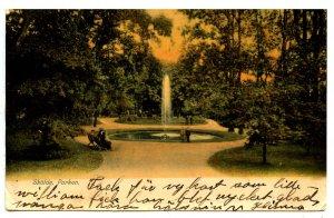 Sweden - Skofde (Skovde), In the Park