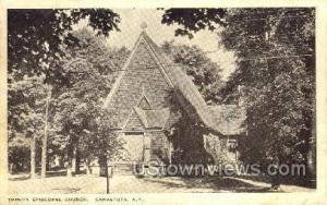 Trinity Episcopal Church Canastota NY Unused