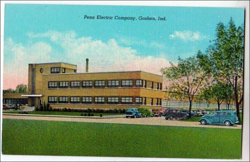 IN - Penn Electric Co., Goshen