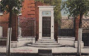 CHARLESTON, South Carolina, 1900-1910´s; Old Charleston Gate