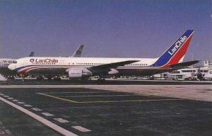 LANCHILE AIRWAYS BOEING 767-3-YOER