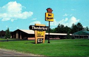 Michigan Mackinaw City Best Western Thunderbird Inn
