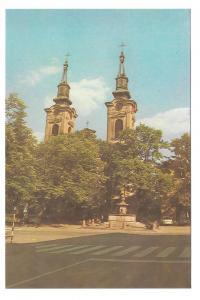 Serbia Sremski Karlovic Cathedral Church St Nicholas 4X6