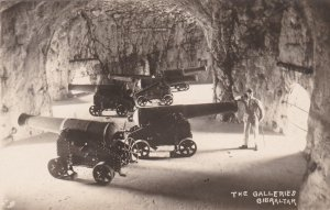 RP: Cannon , The Galleries , GIBRALTAR , 00-10s