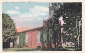New York Fredonia Trinity Church