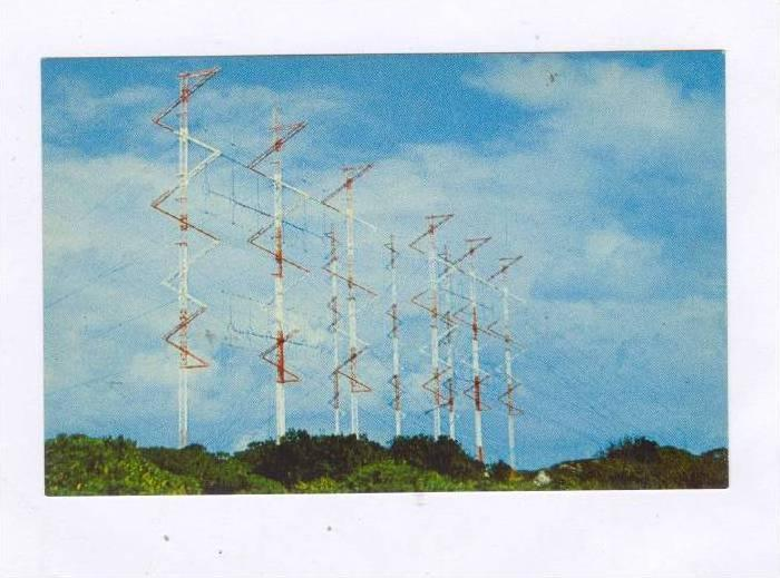 Page Aerial Antennaes, Marshall Islands, 40-60s