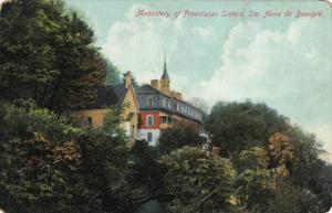Monastery of Franciscan Sisters, Ste. Anne de Beaupre,Quebec,Canada,00-10s