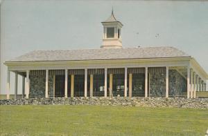 MEMORIAL HALL, STONE MOUNTAIN, GA, unused Postcard