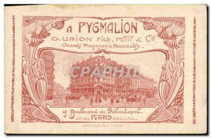 Old Postcard Pygmalion Advertisement Boulevard Sebastopol Paris Urpion L & # ...