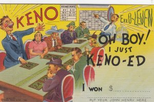 KENO! , 1930-40s