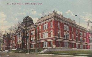 Michigan Battle Creek New High School