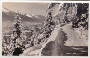 Switzerland Davos Hoehenpromenade 1937 Photo
