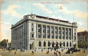 LP30     Cleveland Ohio Post Office  Postcard