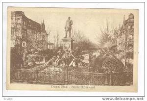 Duren, Rhld., Germany, 00-10s Bismarckdenkmal