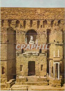 Postcard Modern Orange (Vaucluse) The Ancient Theater The Statue of Emperor A...