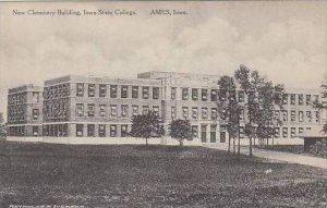 Iowa Ames New Chemistry Building Iowa State College Albertype