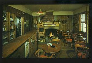 Fitzwilliam, New Hampshire/NH Postcard, The Pub At Fitzwilliam Inn