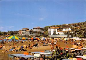 Slovenia Portoroz Strand Beach Hotel