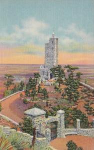 Colorado Colorado Springs Will Rogers Shrine Of The Sun Curteich