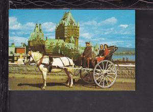 Caleche,Quebec,Quebec,Canada Postcard