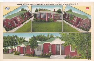 WILMINGTON , North Carolina , 30-40s ; Hobbs Cottage Court, Multi-view