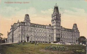 Canada Quebec Parliament Buildings 1912