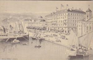 Italy Trieste Hotel De La Ville