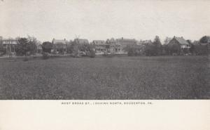 SOUDERTON, Pennsylvania, 00-10s; West Broad Street Looking North