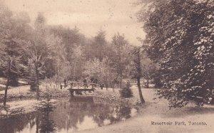TORONTO, Ontario, Canada, PU-1908; Reservoir Park