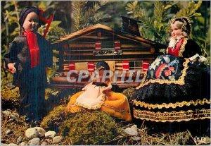 Postcard Modern Au Beau Country of Savoy