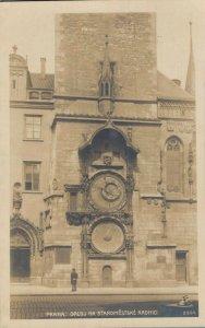 Czech Republic Praha Orloj na Staromestske radnice 03.01