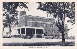 Medina Memorial Hospital - Medina, Orleans County NY, New York