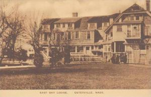 Massachusetts Osterville East Bay Lodge Albertype