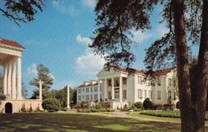 Mississippi Jackson Belhaven College Fitzhugh Hall And Preston Hall