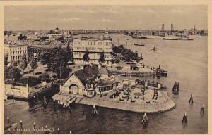 Rotterdam , Netherlands , Veerhaven , 1910-30s