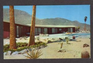 CA Bing Crosby Thunderbird Club PALM SPRINGS CALIFORNIA