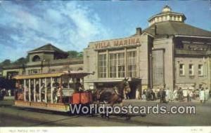 United Kingdom, UK, England, Great Britain Villa Marina Isle of Man Isle of M...