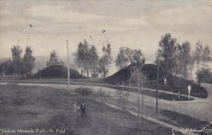 ST PAUL , Minnesota, PU-1912 ; Indian Mounds Park